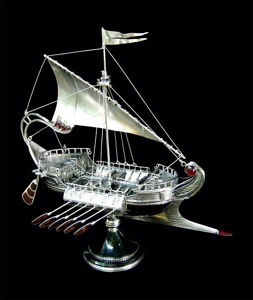 Корабль Римский