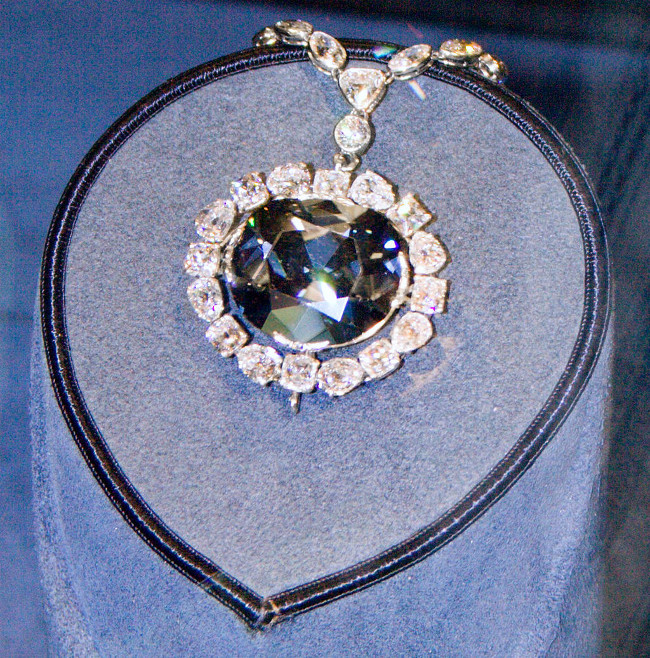 Ожерелье: The Hope Diamond