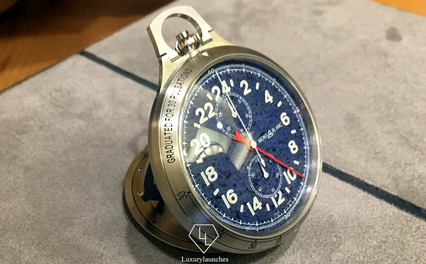 Montblanc 1858 Pocket Watch LE 100