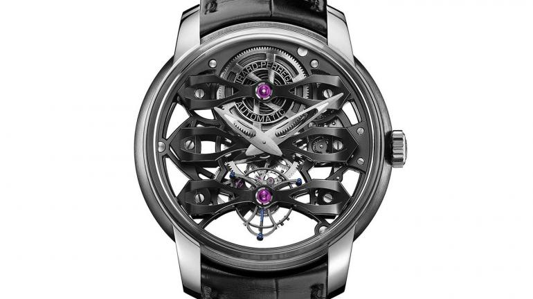 Girard-Perregaux Neo Tourbillon with Three bridges Skeleton