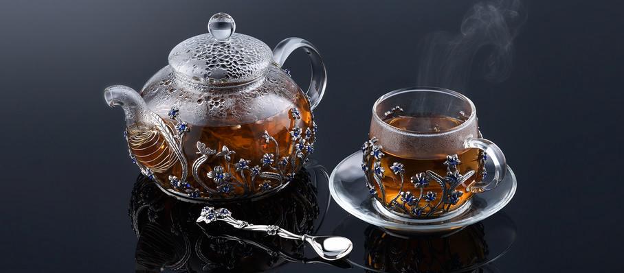 эксклюзивные заварочные чайники (авторские)